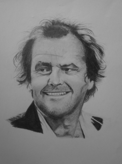 Jack Nicholson by steve2656